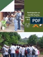 Participación en Carrillo Puerto, municipio de Chiapas