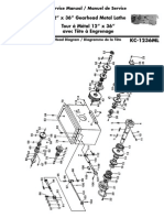 KC-1236ML Service Manual