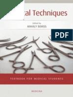 Surgical Techniques Ungaria