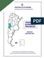 Panorama Economico Mendoza 2005