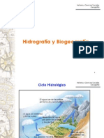 Hidrografia y Biogeografia