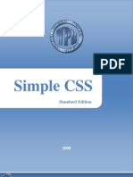 Wall Pearl - Simple CSS (Standard Edition)