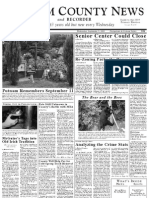 Putnam County News and Recorder, Sept 9