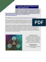 HERRAMIENTAS DE TRANSFORMACIÓN ARCTURIANAS