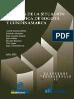 Análisis de la situación energética de Bogotá y Cundinamarca