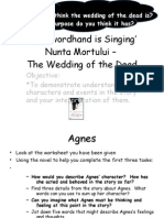 What Do You Think the Wedding of the Dead is?