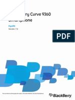 Blackberry 9360 Curve Manual
