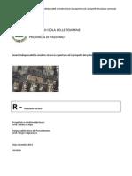 Gara Csa Comunale d'Arpa Progettista Relazione Tecnica Tetto Comune