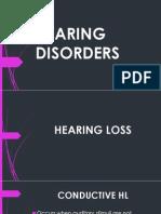 Hearing Disorders 1.0
