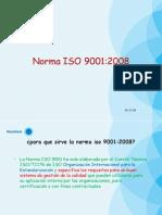 Presentacion Norma Iso 9001 2008