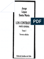 Lopez Santa María, Jorge - Contratos parte general tomo I.pdf