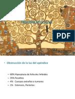 Fisiopatología Apendicitis