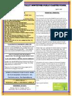 MVM Newsletter 2014.04.03
