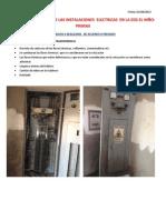 Informe Primax  EDS NIÑO  - ICA
