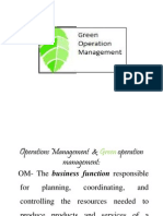 80270346 Green Management