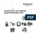 Product Identification Guide Meritor