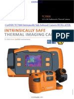 Cordex TC7000 Infrarerd Camera Brochure