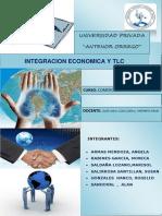 Integracion Economica y TLC