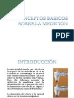 1. Conceptos Basicos de Medicion