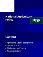 National Agriculture