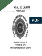 71683115 Manual de Campo de Busqueda y Rescate Urbano