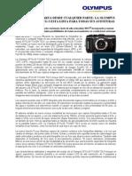 Tough Tg-3_nota de Prensa