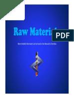 Raw Materials En