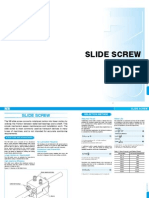 Slide Screw