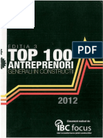 Top 100 Antreprenori