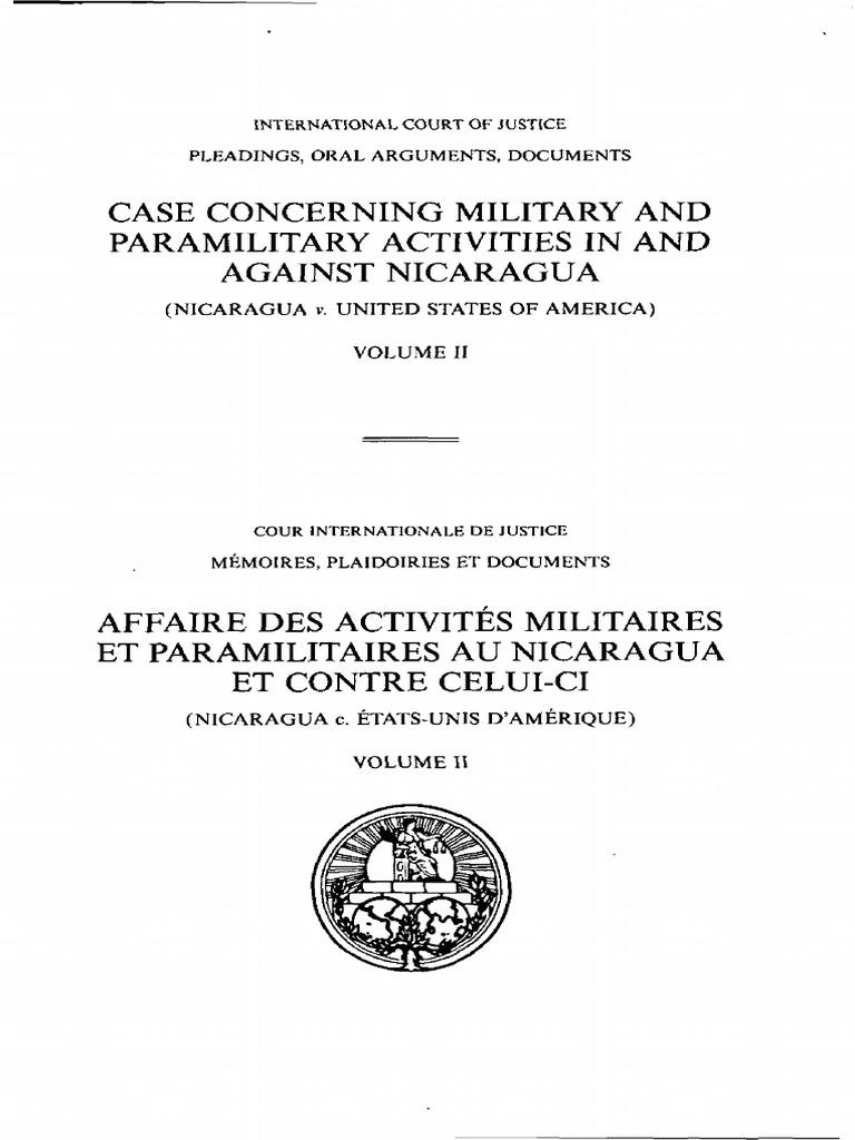 Volume II   Treaty   U S  State