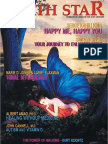 Feb-Mar 2014 issue of Earth Star Features Healing Without Medicine by Albert Amao and Happy Me Happy You by Serge Kahili King