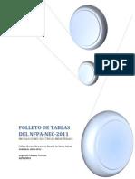 Folleto de Tablas Del Nfpa Nec 2011 (via Online) (1)