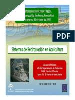 sistemas recirculacion acuicultura