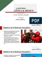 La Reforma Enérgetica de México