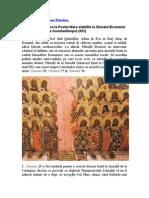 Rânduieli cu privire la Postul Mare stabilite la Sinodul Ecumenic Quinisext de la Constantinopol (692)