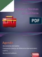 Herramientas y Normas de Auditoría