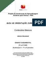 Projeto PAV Imprimir