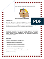 Projeto Leitura- Nair Santana