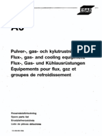 A6 Flux-- Gas-- And Cooling Equipment r