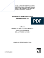 UAT - POO - Tarea 2A - Manuel Chavira
