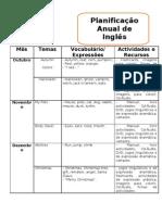 plano anual-inglês