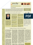 Newsletter Gente Que Faz 1 Ago 2009