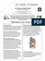 April 6th 2014 Full Bulletin