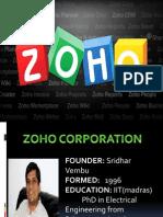 Zoho Corporation