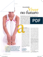 Ansiedade - Viver No Futuro
