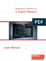 DP700 Operators Manual