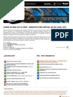 3d Max 2013 y Vray - Arquitectura Virtual Grupo Le707-1
