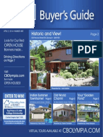 Coldwell Banker Olympia Real Estate Buyers Guide April 5th 2014