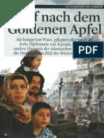 Griff Nach Dem Goldenen Apfel SPIEGEL GESCHICHTE 5/2010, upload Tarik Dreca