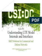 Understanding LTE Opnet